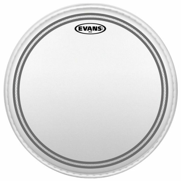Evans Edge Control 12-inch Tom Drum Head - B12EC2S